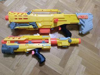 Rifles NERF