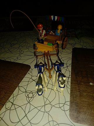 Playmobil kit carroza
