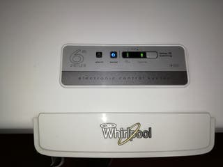 congelador Whirpool