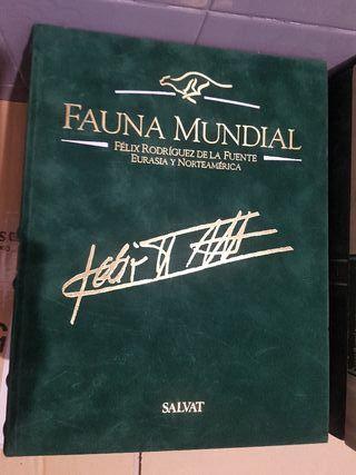 Enciclopedia Fauna Mundial 30e