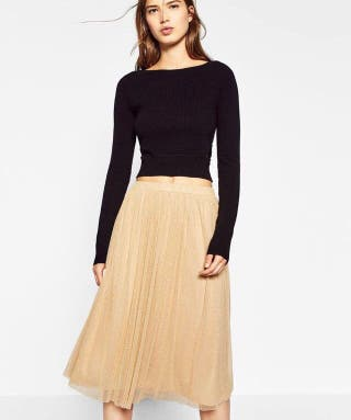 Falda de tul Zara de segunda mano en la provincia de Madrid
