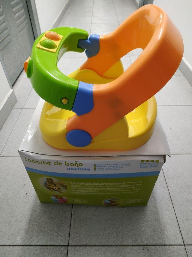 Silla para baño bebe