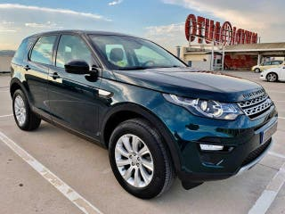 Land-Rover Discovery Sport 2.0 4WD HSE