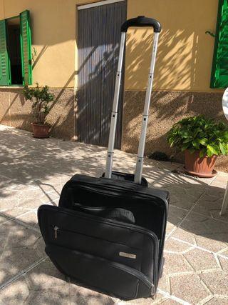 Maletín de viaje con ruedas para portátil