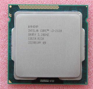 Procesadores I3 2120 3.3Ghz