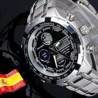 Reloj de pulsera digital