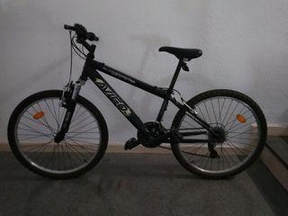 bicicleta montaña 24 junior