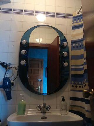 Espejo camerino Vintage