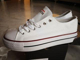 Zapatillas blancas talla 41 nuevas