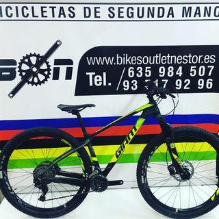 Bicicleta Giant Xtc advanced 2 carbon 29
