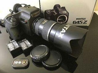 Pentax 645 645Z 51, 4 MP