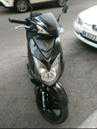 scooter 125 SYM JET 4
