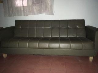 Sofa cama antiguo