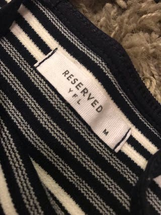 Stripy dress RESERVED