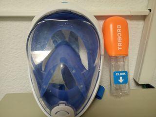 bbdba44ee Snorkel máscara de segunda mano en WALLAPOP