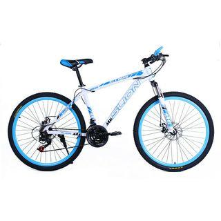Bicicleta Mountain Bike de Aluminio MTB Safari
