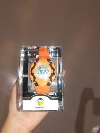 Reloj Pulsera Digital Cadete Valencia C. F