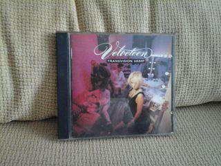 CD de TRANSVISION VAMP ( ROCK ALTERNATIVO )