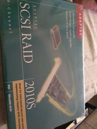 adaptec SCSI RAID 2010S.