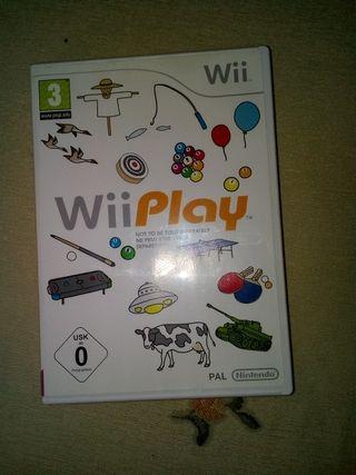 OFERTA. Wii Play