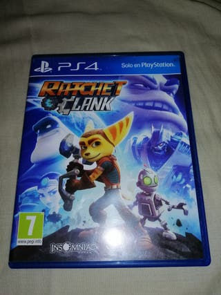 Ratche And Clank PS4