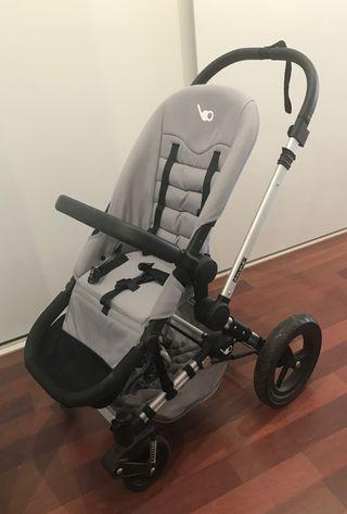 Conjunto Silla/capazo/silla coche Anne2 Borsino