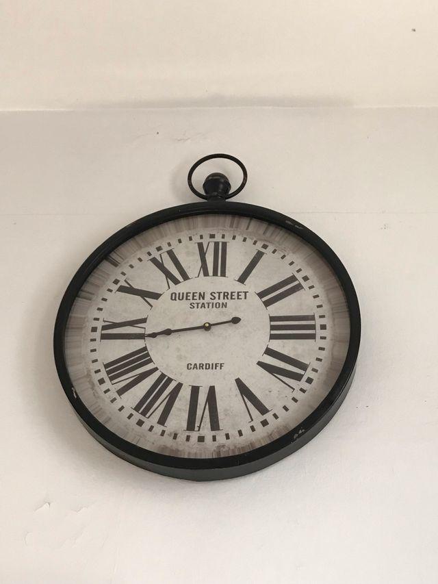 Reloj gigante! Estilo Industrial