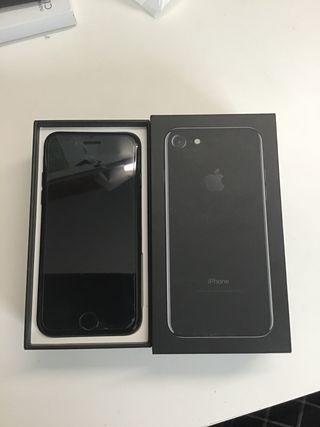 iPhone 7 negro brillante