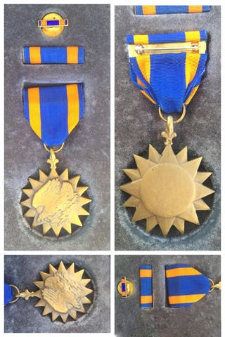 Medalla del Aire. Guerra de VIETNAM USA