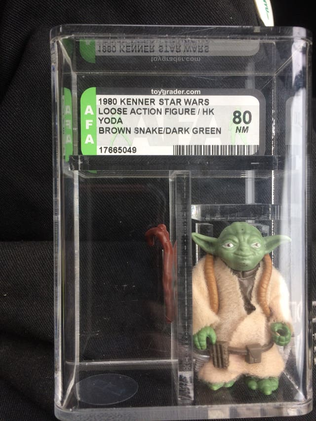 Original Vintage Star Wars