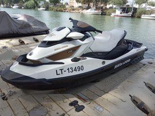 Moto de agua seadoo 260 GTX limited