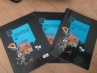 Libros 4 Eso matemáticas