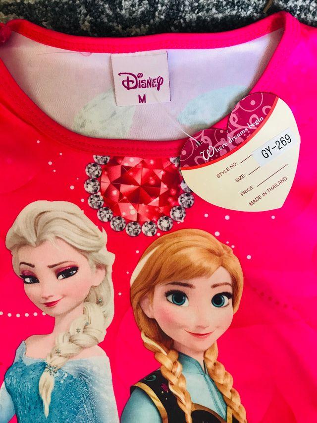 Girls frozen dress