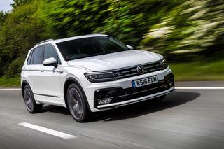 Activaciones Volkswagen Tiguan