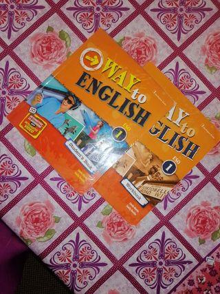 Way to English 1ESO