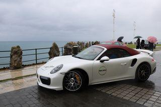 Porsche 911 turbo S alquiler