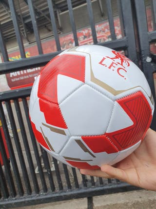 Exclusive liverpool ball