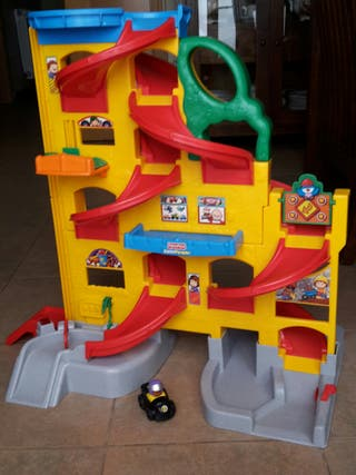 Parking Fisher-Price Little People Preescolar