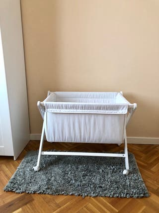Mini cuna de bebé Zara Home
