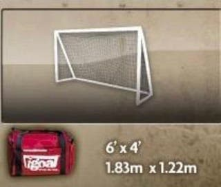 Porteria futbol MINI portatil todas superficies