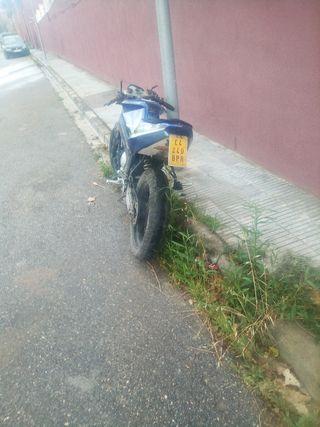Rieju rs2 74cc