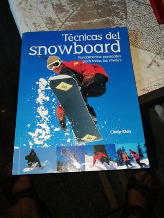 libro snowboard