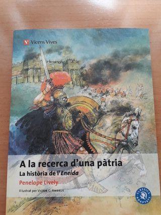 """Libro """"A la recerca d'una pàtria"""" - L'Eneida"""