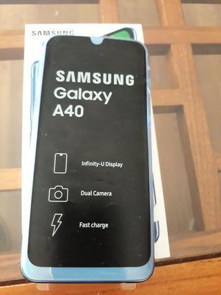 Samsung Galaxy A40 Nuevo!