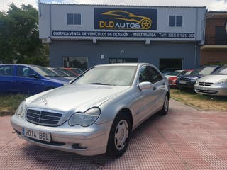 Mercedes-Benz Clase C200 k