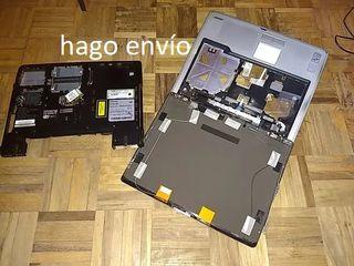 Carcasa y placa base portátil Toshiba SA50-522
