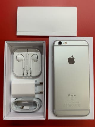 IPhone 6s/32gb. TUTTOMOVIL