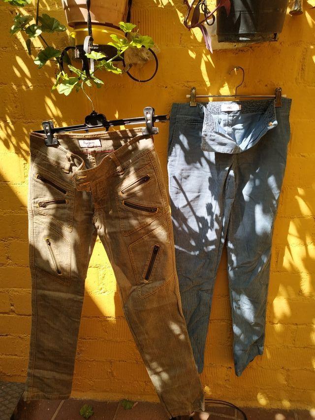 Chica Mujer Pantalones S Pepe Y Mango De Segunda Mano Por 5 En Fuenlabrada En Wallapop