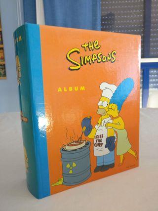 Álbum de fotos de Los Simpson