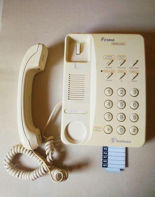 Teléfono analogico